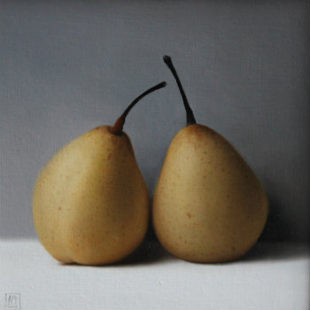 Chinese Pears - Giclee print